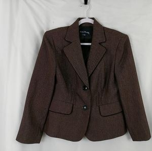 Evan-Picone woman's blazer size 14p career wear